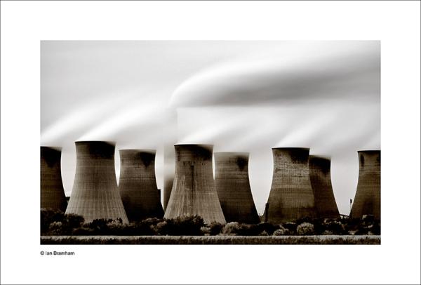 Cottam Power Station, England