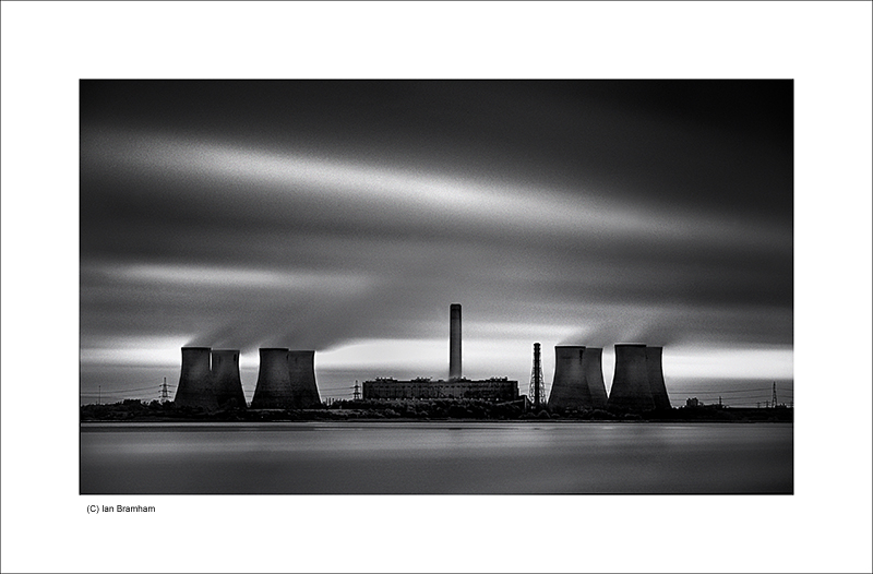 Fiddlers Ferry in Winter