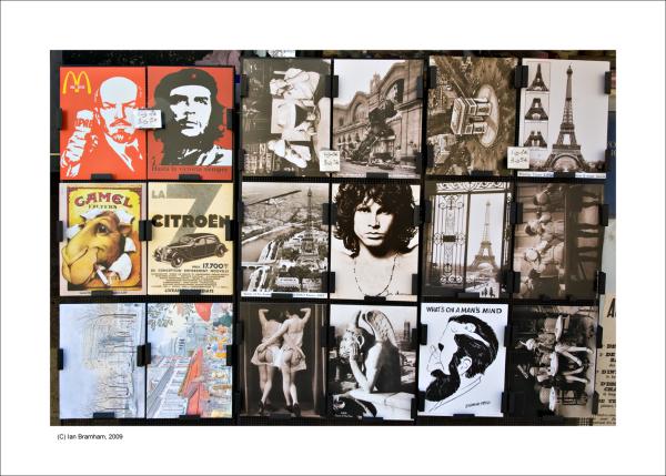 Freud, Marx, Jim Morrison, McDonalds, Camel.....