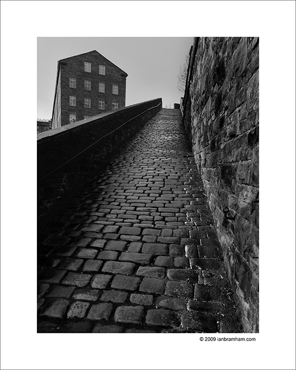 Hommage to Bill Brandt