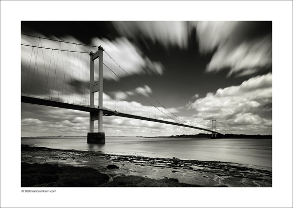 Severn Bridge, Wales
