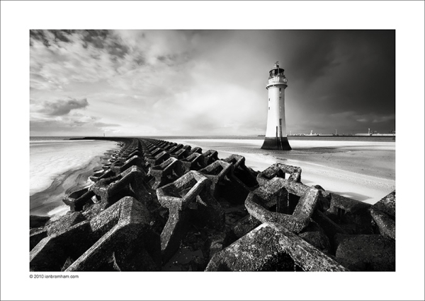 Perch Rock Lighthouse, New Brighton