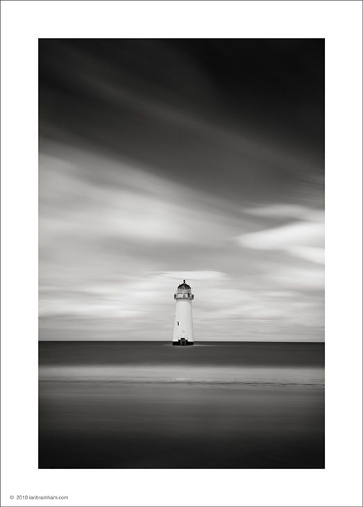 Lighthouse, Point of Ayr