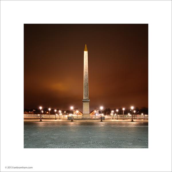 Luxor Obelisk, Paris