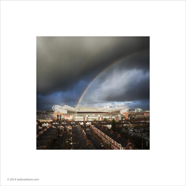 MUFC - Double Rainbow