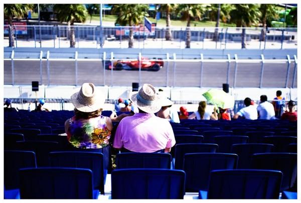 Un día en las carreras