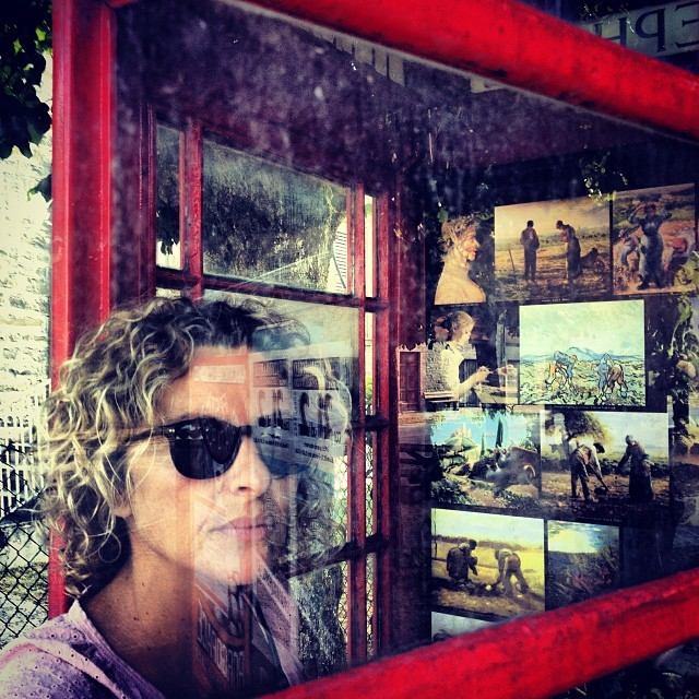 The telephone gallery