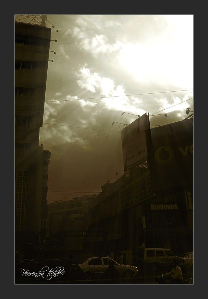 Cityscape - I