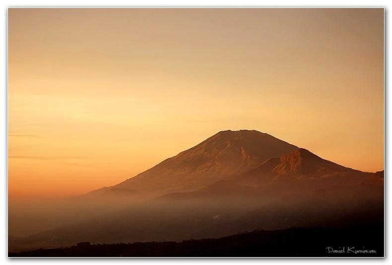 + the mountain +