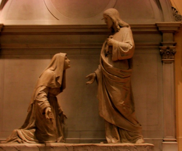 sculpture in Churches