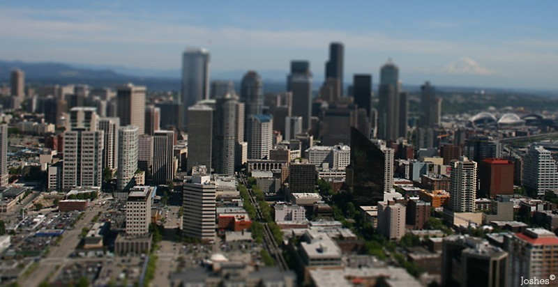 Miniature Seattle