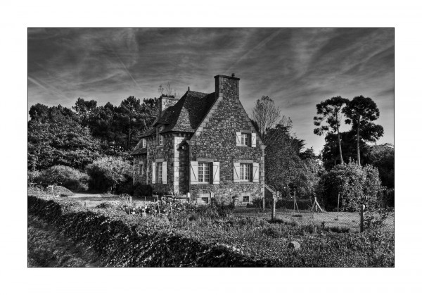 A House In Brittany