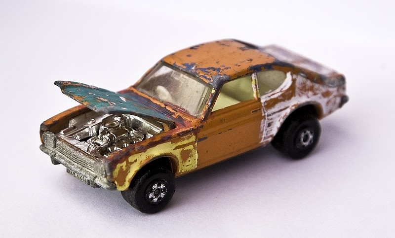 toy car cortina heirloom