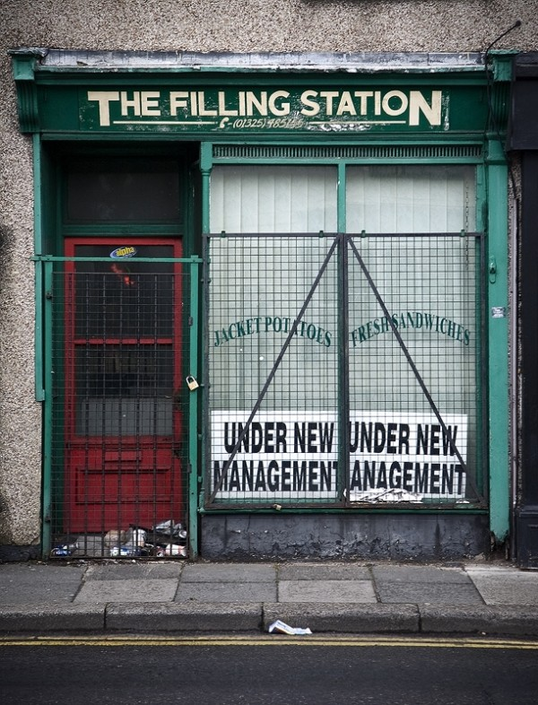 filling station darlington