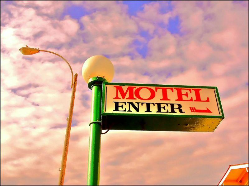 Motel Sign