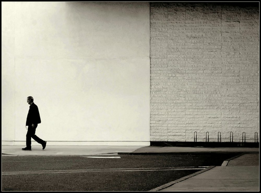 Man Alone