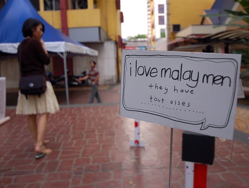 i love malay men