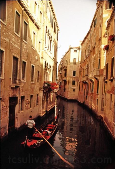 italy venice canal gondola イタリア ベネチア tutta tutti
