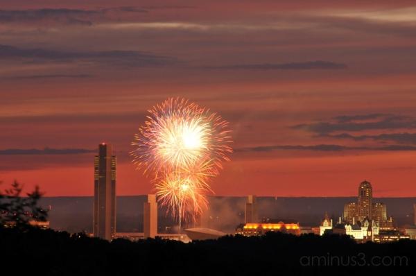 fireworks albany ny 花火 アルバニ ニューヨーク