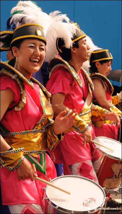 asakusa samba 2009 浅草 サンバ カーニバル