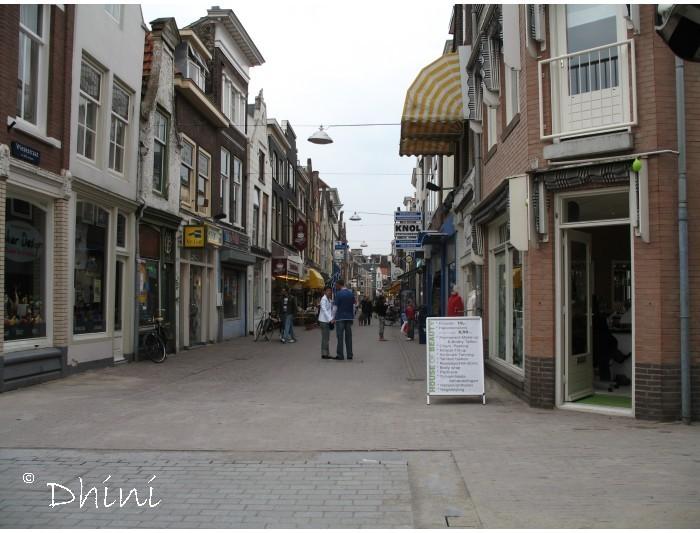 Shopping centrum Dordrecht