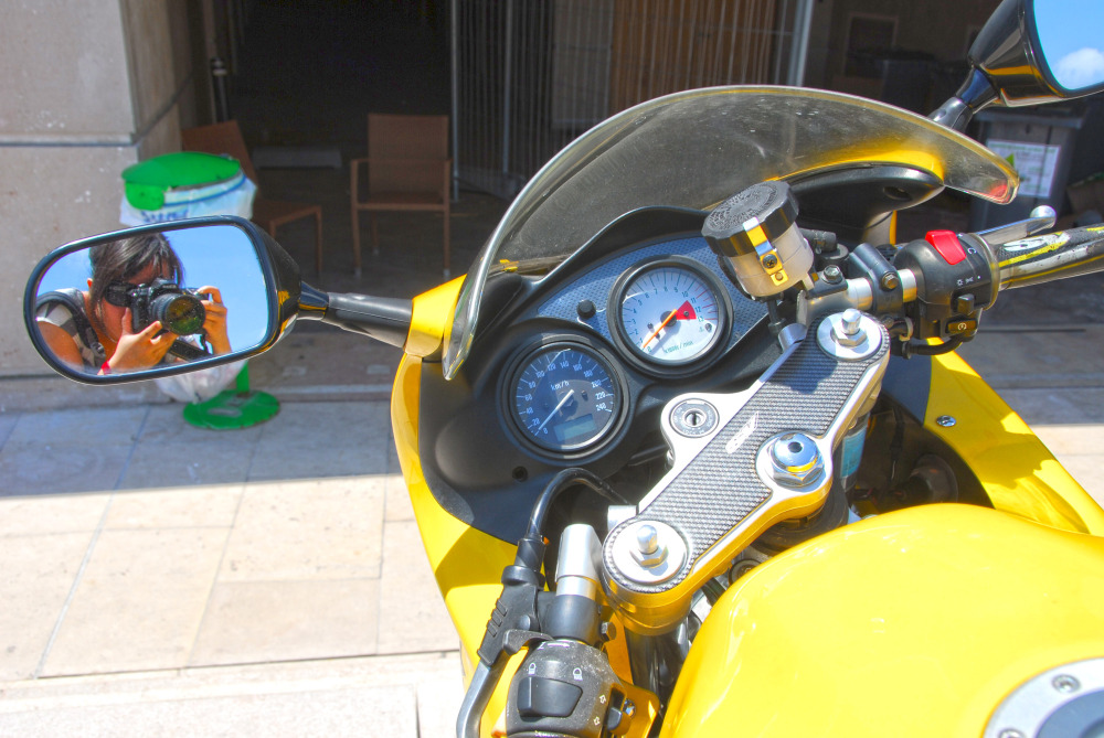 suzuki sv 650s instrument panel