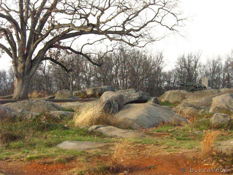 gettysburg battleground