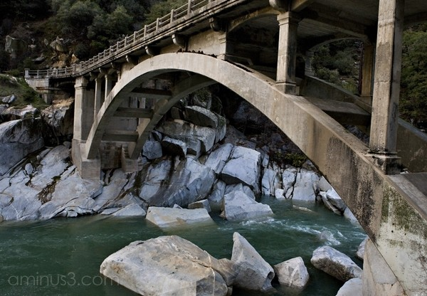 Bridge Over The North Fork Yuba