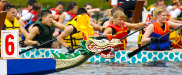 2009 Dragonboat Festival in Toronto, Ontario