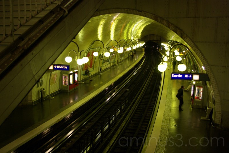 Paris's Subway