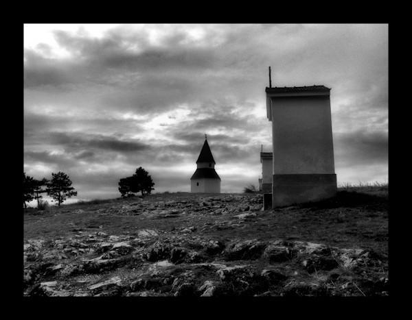 Kalvária, Nitra, Slovakia, 2007