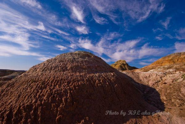 blue, cloud, sky, Wu Cai Cheng, Xin Jiang
