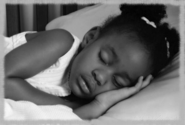 my sleeping princess