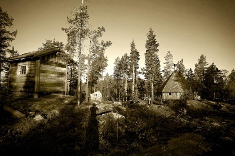 Swedish shack