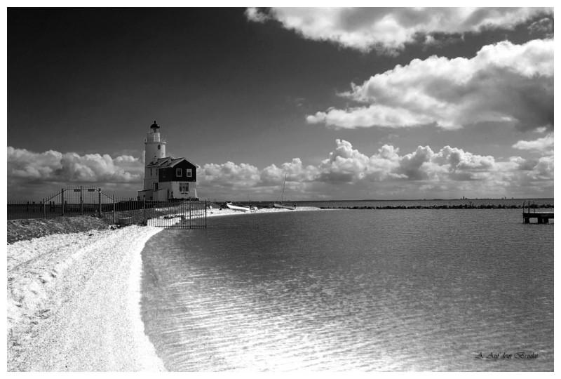 Marken Lighthouse, il faro di Marken