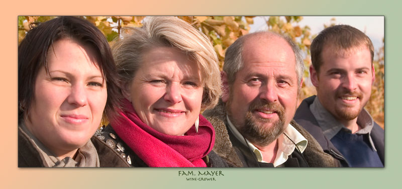 winegrower portraits