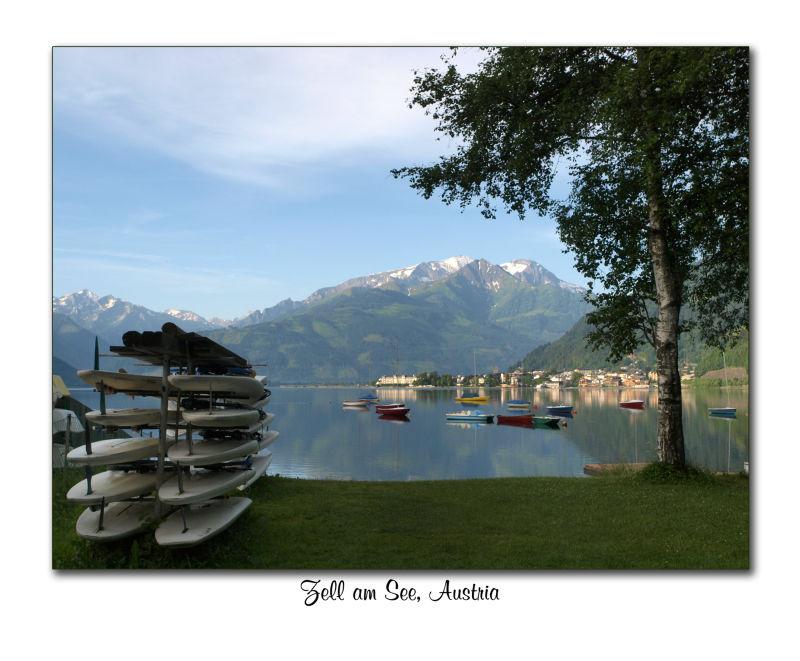 trip across austria