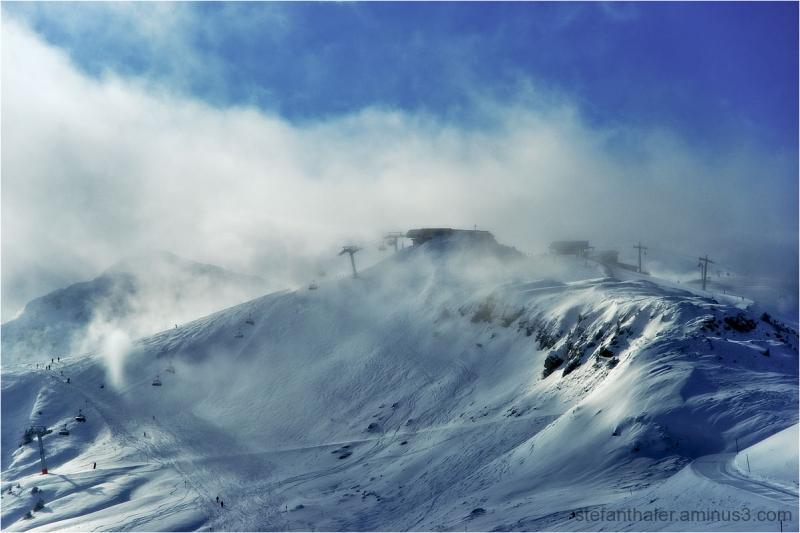 Kitzbühel, pengelstein, winterwonderland