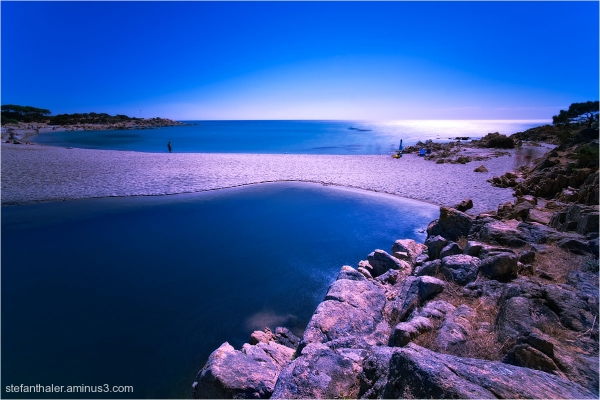 Sardinien, blue sea, mare blu