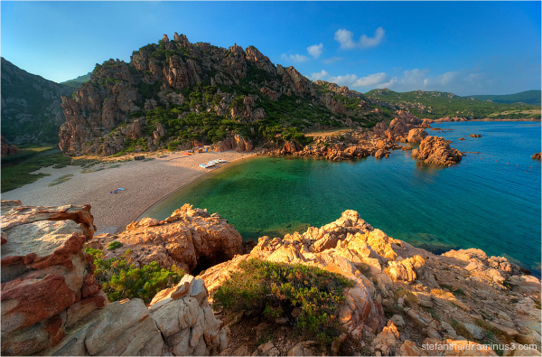 Li Cossi, spiagga Li Cossi, costa paradiso