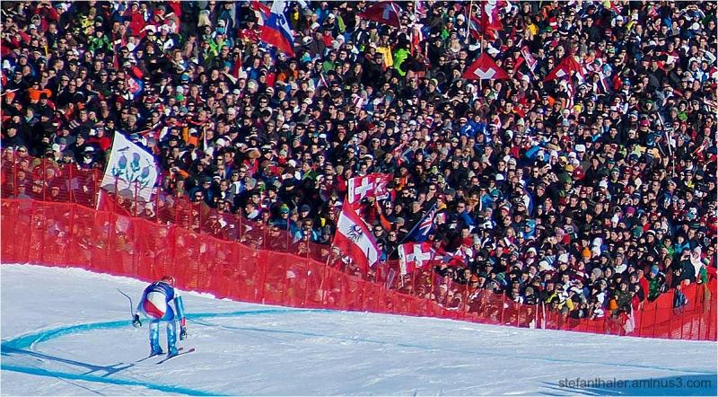Kitzbühel, Hahnenkammrennen, Hahnenkamm race 2011
