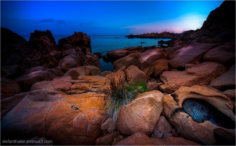 costa Paradiso, Sardinien