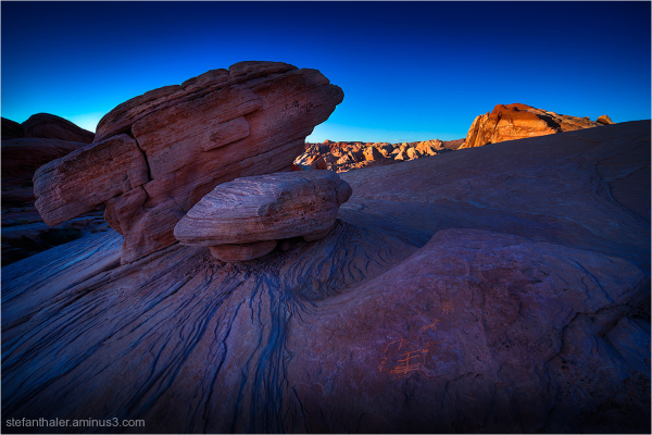 Magical nature, Valley of Fire, Natur Pur