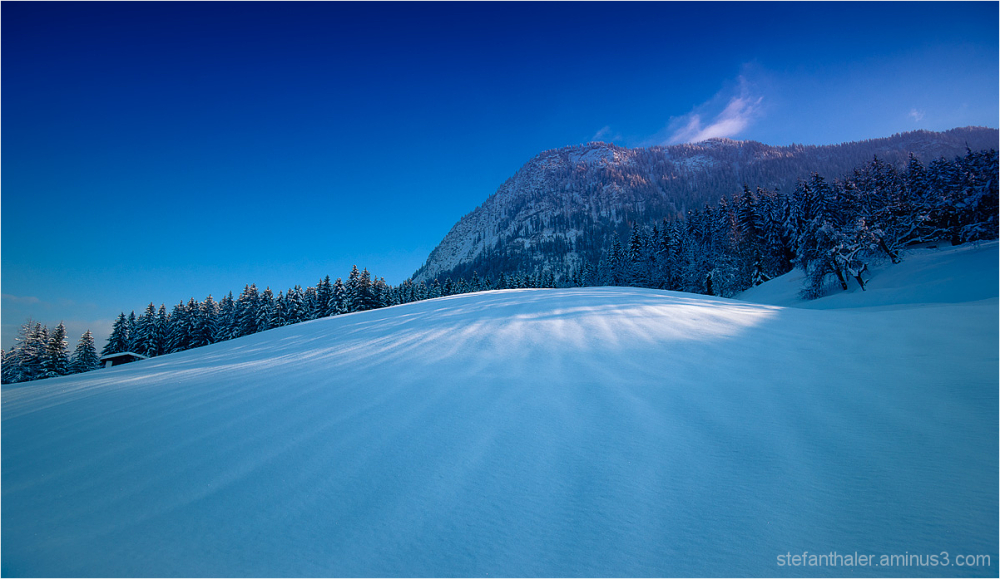 thiersee, winter, pendling