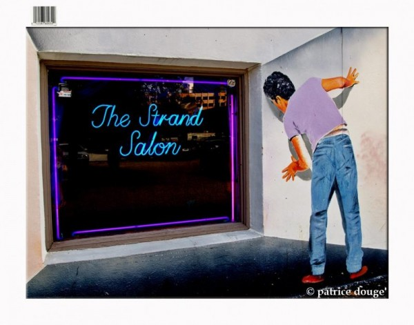 The strand salon