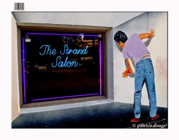 The strand salon