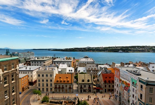 Lower Quebec City