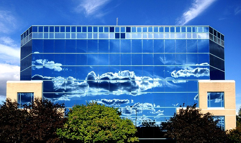 Cloud Reflection