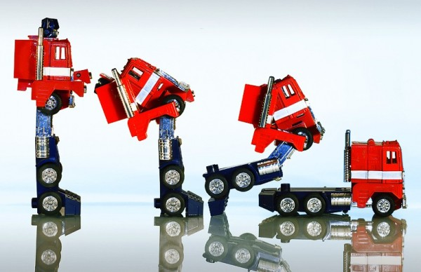 Autobots, Transform and Roll Out!