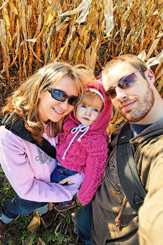 Alexia + Mommy + Daddy